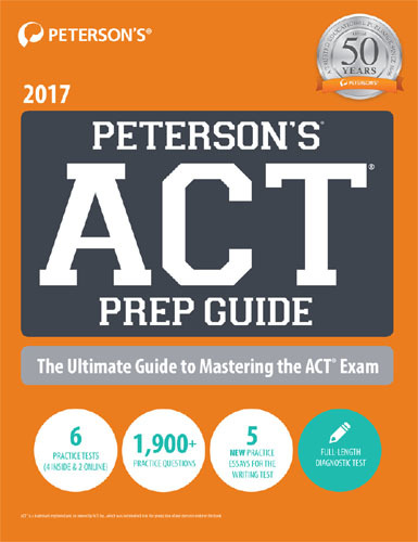 ACT Prep Guide 2017