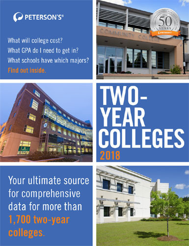Two year colleges
