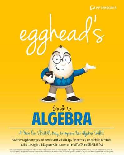 eggheads's Guide to Algebra