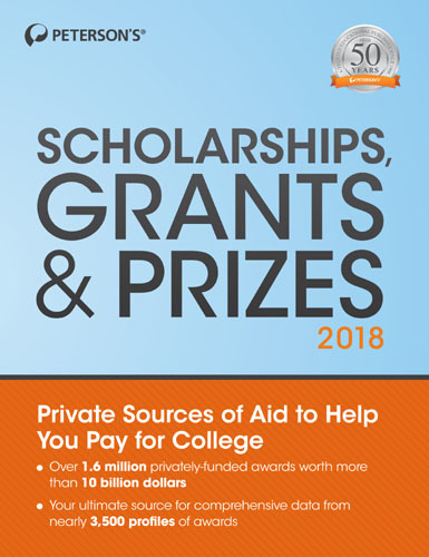 Scholarships grants and prizes
